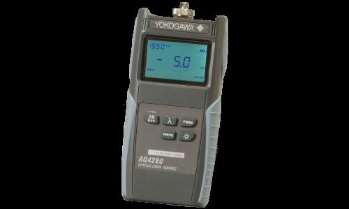 Источник излучения Yokogawa AQ4280A (1310/1550 нм, -5 дБм, FC адаптер)