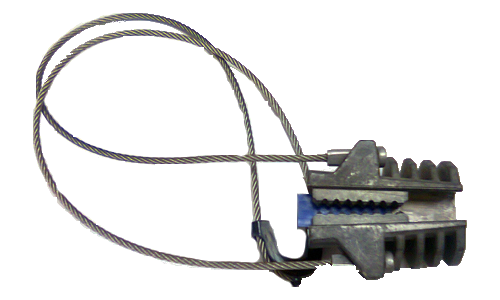 Для подвеса кабеля