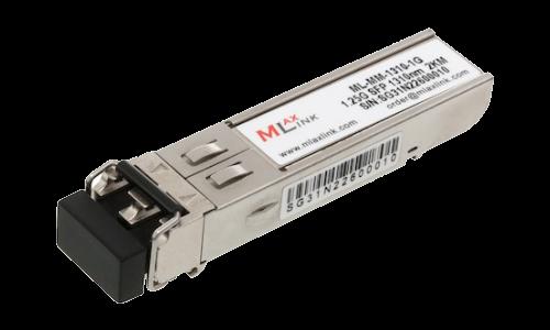 Модуль MlaxLink оптический многомодовый SFP, 1.25Гб/с, 2км, 1310нм, 2xLC