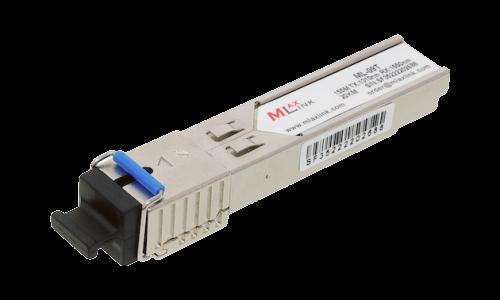 Модуль MlaxLink оптический одноволоконный SFP WDM, 155Мб/с, 20км, 1310/1550нм, SC