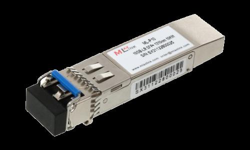 Модуль MlaxLink оптический двухволоконный SFP+, 10Гб/с, 10км, 1310нм, 2xLC
