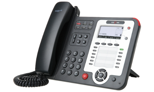 Escene ES320PN Enterprise Phone (PoE)