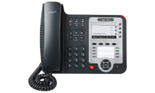 Escene ES410PE Enterprise Phone (PoE)