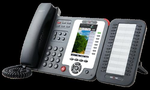 Escene ES620PE Enterprise Phone (PoE)