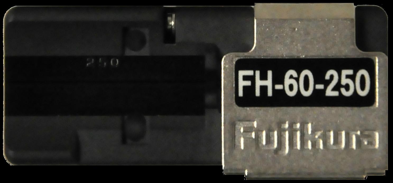 Держатель волокна Fujikura FH-60-250 (FSM-12S, FSM-18S, FSM-60S, FSM-61S, FSM-62S, FSM-80S)(пара)