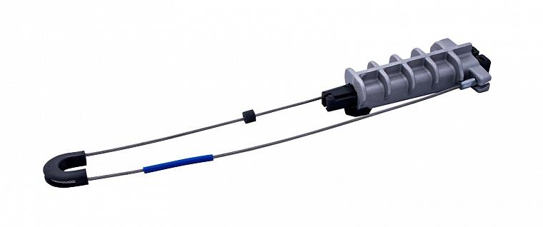 Зажим натяжной клиновой DR-1600-420