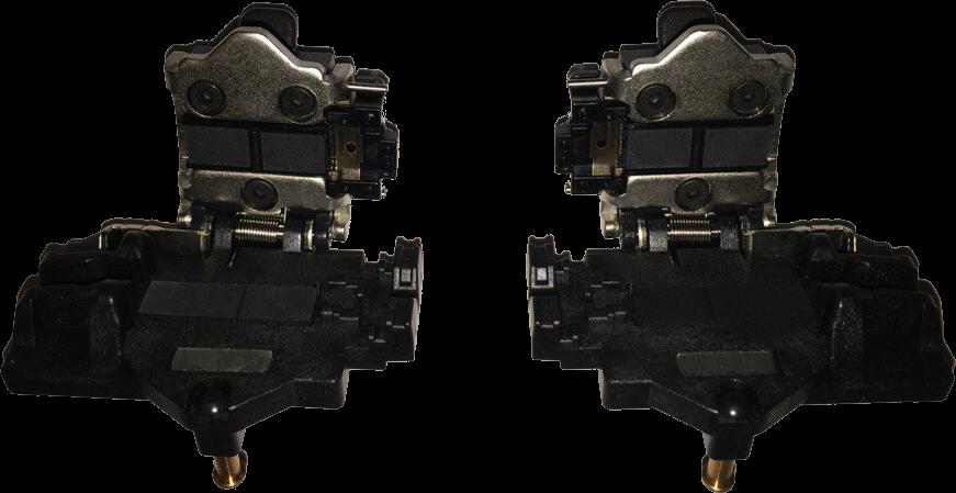 Прижимы волокна Fujikura CLAMP-S70D (FSM-80S, loose tube) (замена CLAMP-S70B)