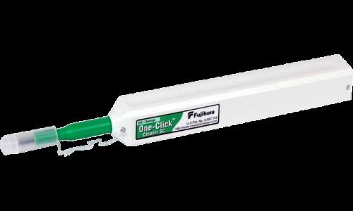 Очиститель Fujikura One-Click Cleaner 2,5 мм, упаковка 10 шт. (Коннекторы 2,5 мм, адаптеры FC, SC)