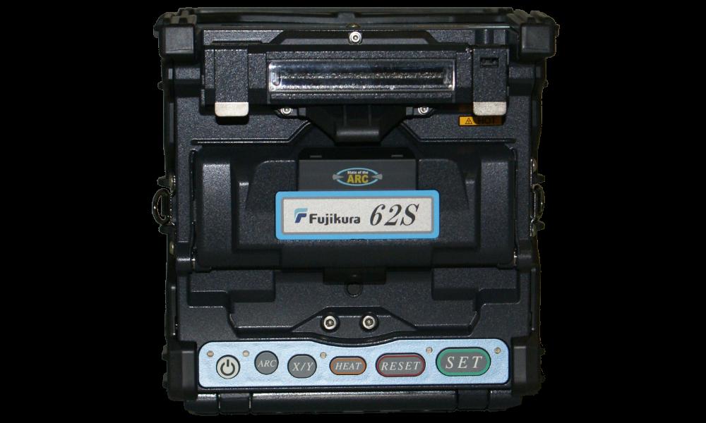Сварочный аппарат Fujikura FSM-62S+ КИТ-A для оптического волокна (Комплектация FSM-62S, CT-50, BTR-09, DCC-18)