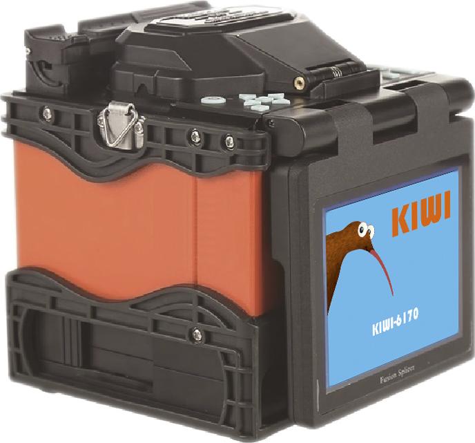 Сварочный аппарат KIWI-6170 для оптического волокна (комплект)