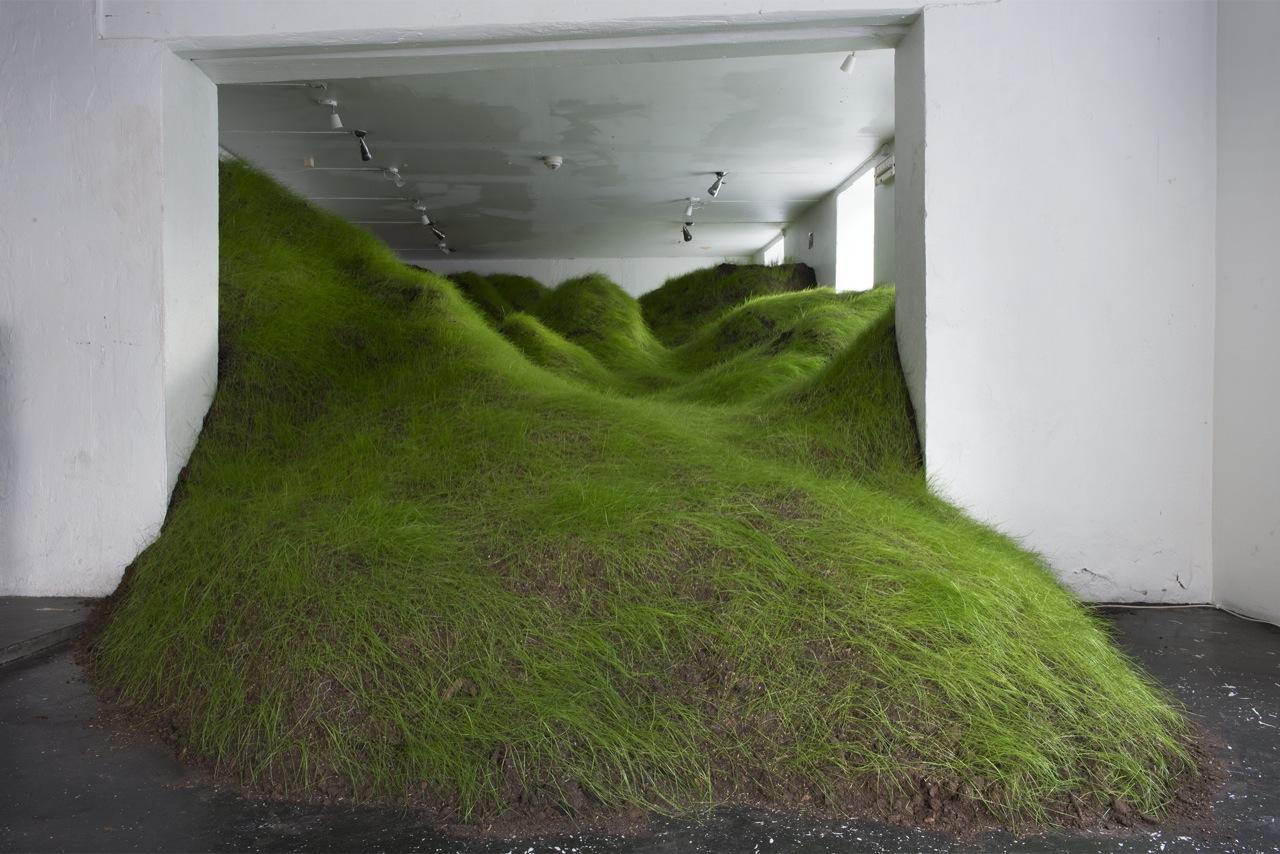 Создание холмов 1 м²
