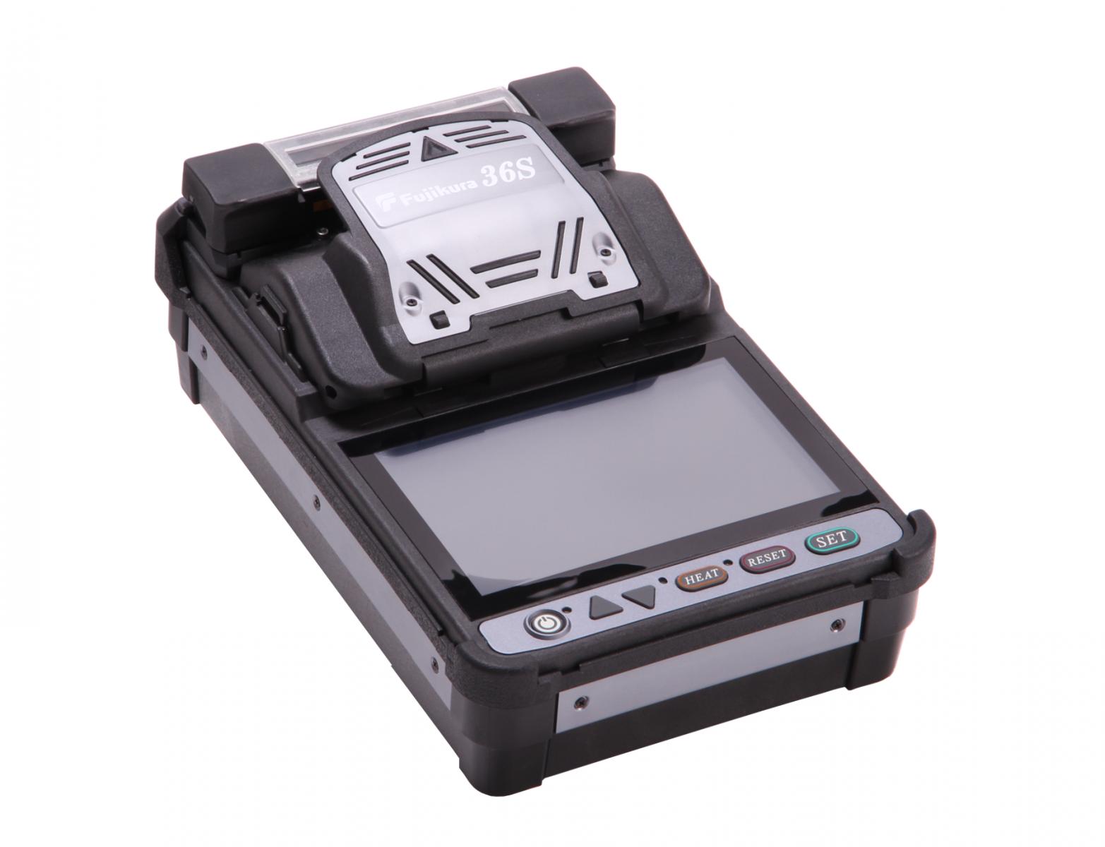 Сварочный аппарат Fujikura 36S KIT A для оптического волокна (Комплектация FSM-36S, CT-50)